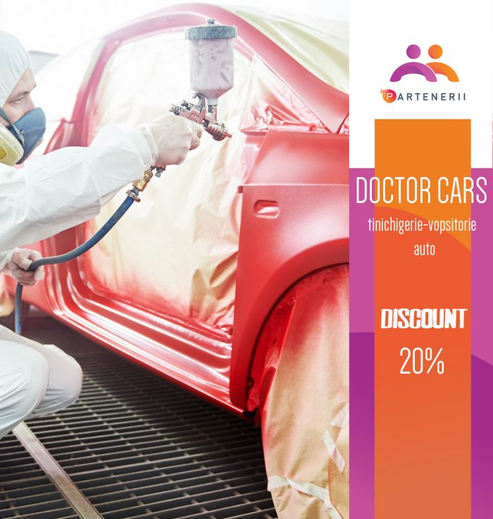 Doctor Cars -Tinichigerie – Vopsitorie Auto